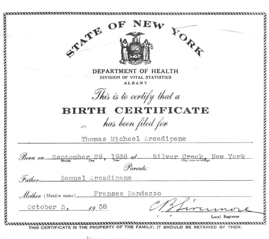 🥰free Printable Certificate Of Birth Sample Template🥰 With Novelty Birth Certificate Template